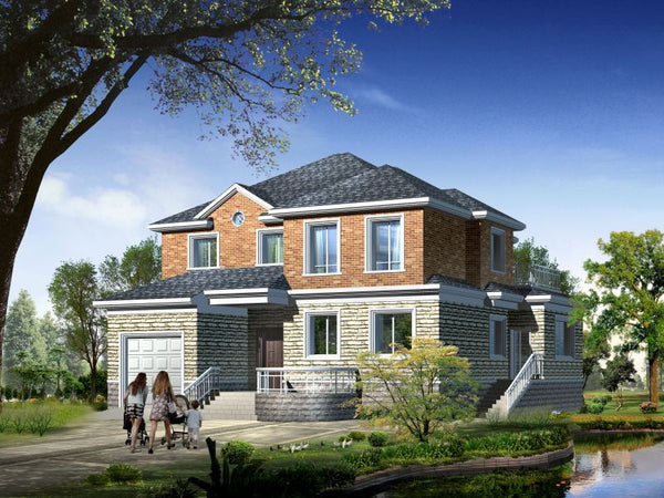 Villa Design CAD Drawings V6 - CAD Design | Download CAD Drawings | AutoCAD Blocks | AutoCAD Symbols | CAD Drawings | Architecture Details│Landscape Details | See more about AutoCAD, Cad Drawing and Architecture Details