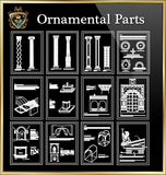 ★Architecture Ornamental Parts V.1★
