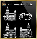 ★Architecture Ornamental Parts V.5★