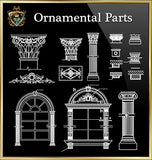 ★Architecture Ornamental Parts V.8★