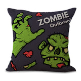 Spooky Pillow Cases