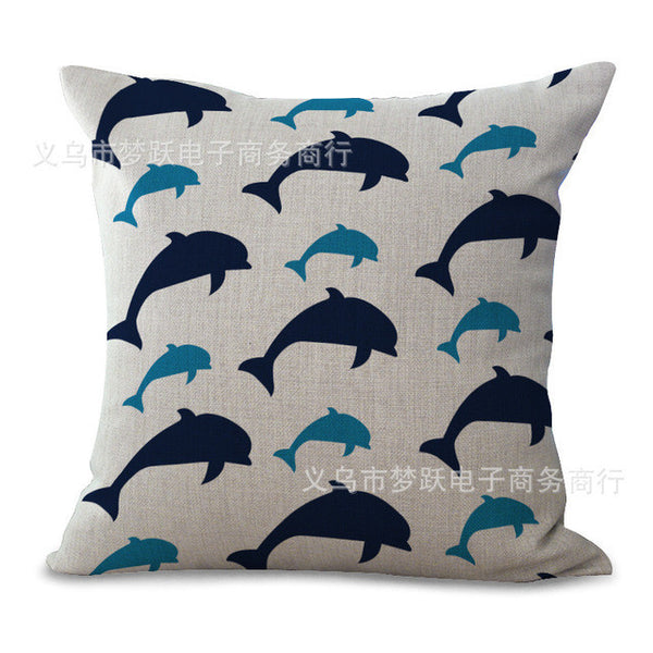Dolphin Pillow Cases