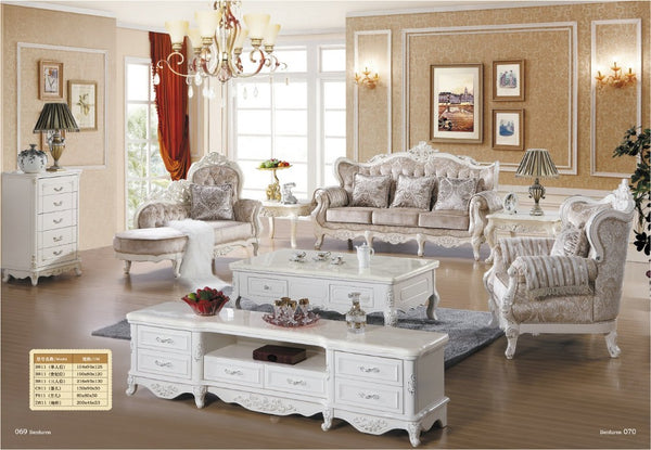 Chaise Sectional Sofa Sofa Direct Factory Special Offer European Style Antique No In Hot Sale Luxury Euro Classic Furniture Set