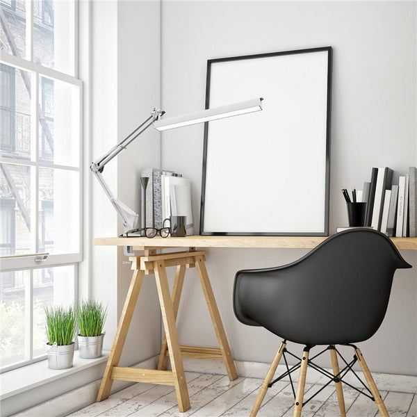 A16 USB Power LED Desk Lamp with Clip 3 Level Dimmer Drafting Table Light Swing Arm Architect Study Lamp Eye-caring White - CAD Design | Download CAD Drawings | AutoCAD Blocks | AutoCAD Symbols | CAD Drawings | Architecture Details│Landscape Details | See more about AutoCAD, Cad Drawing and Architecture Details