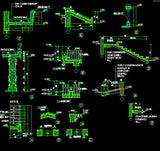 Architecture Details Collection - CAD Design | Download CAD Drawings | AutoCAD Blocks | AutoCAD Symbols | CAD Drawings | Architecture Details│Landscape Details | See more about AutoCAD, Cad Drawing and Architecture Details
