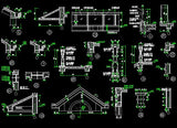Architecture Details Collection - CAD Design | Free CAD blocks and drawings