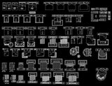 Full Cad blocks collection