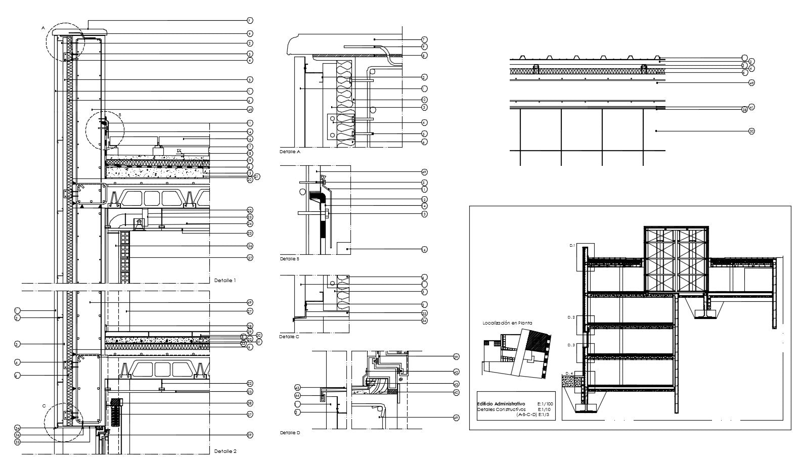 Building Section design Detail, This section deals with the conventional views used to represent a building or structure.. Building Section design Download file. Building Section design Detail.