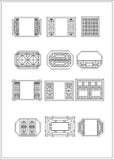 Chinese window  drawing - CAD Design | Download CAD Drawings | AutoCAD Blocks | AutoCAD Symbols | CAD Drawings | Architecture Details│Landscape Details | See more about AutoCAD, Cad Drawing and Architecture Details
