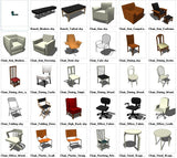 Sketchup Seating 3D models download - CAD Design | Download CAD Drawings | AutoCAD Blocks | AutoCAD Symbols | CAD Drawings | Architecture Details│Landscape Details | See more about AutoCAD, Cad Drawing and Architecture Details