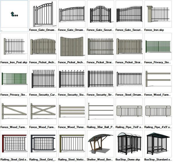 Sketchup Built Construction 3D models download - CAD Design | Download CAD Drawings | AutoCAD Blocks | AutoCAD Symbols | CAD Drawings | Architecture Details│Landscape Details | See more about AutoCAD, Cad Drawing and Architecture Details