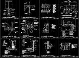 Architecture Details Drawings - CAD Design | Download CAD Drawings | AutoCAD Blocks | AutoCAD Symbols | CAD Drawings | Architecture Details│Landscape Details | See more about AutoCAD, Cad Drawing and Architecture Details