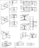 Free Steel Structure Details 5