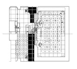 SC Johnson Administration Building and Research Tower-Frank Lloyd Wright - CAD Design | Download CAD Drawings | AutoCAD Blocks | AutoCAD Symbols | CAD Drawings | Architecture Details│Landscape Details | See more about AutoCAD, Cad Drawing and Architecture Details