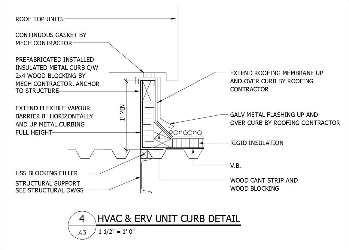 Hvac Cad Drawing - All Diagram Schematics