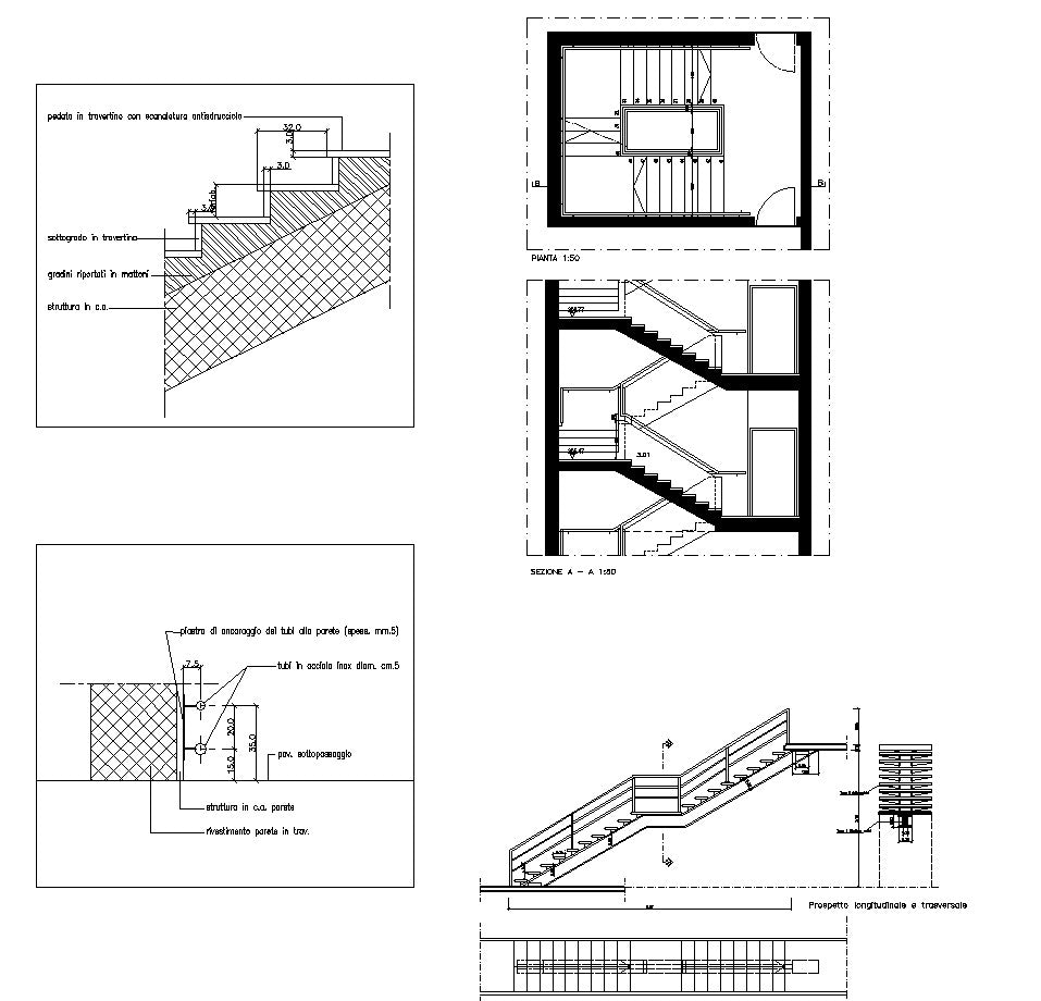 Total 3d Home Design Software Free Download: Free RC Stair Details – CAD Design