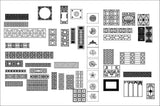 All Chinese Carved CAD Elements V.2(Best Recommanded!!)