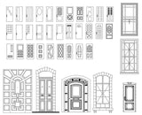 Ornamental Parts of Buildings 9