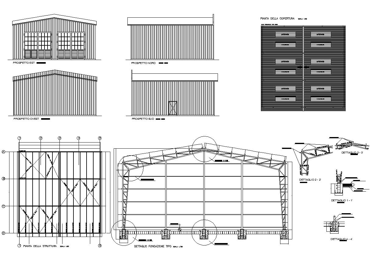 Warehouse plans cad design free cad blocks drawings for Warehouse planning software free