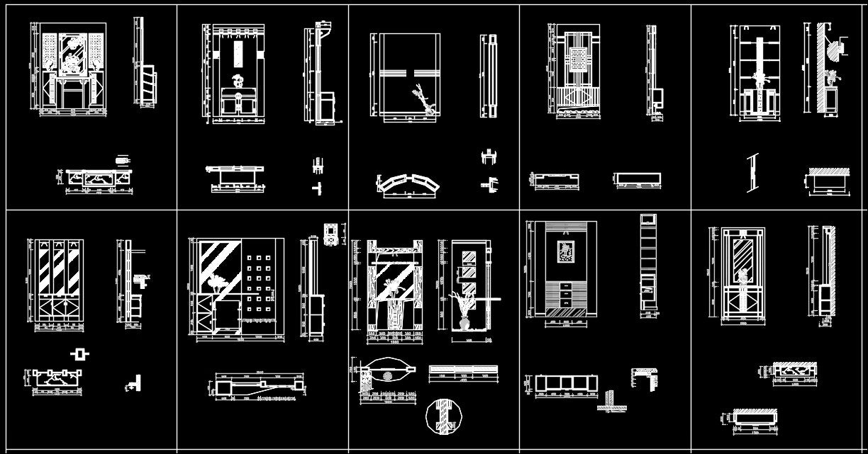 38 Types of Entrance Design