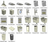 Sketchup Appliances 3D models download - CAD Design | Download CAD Drawings | AutoCAD Blocks | AutoCAD Symbols | CAD Drawings | Architecture Details│Landscape Details | See more about AutoCAD, Cad Drawing and Architecture Details