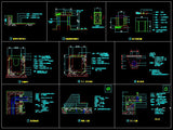 Building Details - CAD Design | Download CAD Drawings | AutoCAD Blocks | AutoCAD Symbols | CAD Drawings | Architecture Details│Landscape Details | See more about AutoCAD, Cad Drawing and Architecture Details