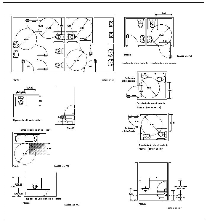 Details Hanging Lamp Dwg Detail For Autocad Designs Cad: Accessibility Facilities Drawings V3 – CAD Design