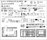 All Kitchen Blocks - CAD Design | Download CAD Drawings | AutoCAD Blocks | AutoCAD Symbols | CAD Drawings | Architecture Details│Landscape Details | See more about AutoCAD, Cad Drawing and Architecture Details