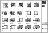 Detail drawing of kitchen design drawing - CAD Design | Download CAD Drawings | AutoCAD Blocks | AutoCAD Symbols | CAD Drawings | Architecture Details│Landscape Details | See more about AutoCAD, Cad Drawing and Architecture Details