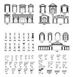 Ornamental Parts of Buildings 13
