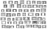 188 Types of TV Wall Design CAD Drawings-Living Room,Bedroom Design - CAD Design | Download CAD Drawings | AutoCAD Blocks | AutoCAD Symbols | CAD Drawings | Architecture Details│Landscape Details | See more about AutoCAD, Cad Drawing and Architecture Details