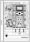 Chinese Architecture CAD Drawings(Grand Hall -Chinese Temple)