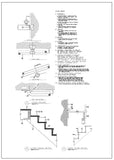 Ornamental Stair Parts - CAD Design | Download CAD Drawings | AutoCAD Blocks | AutoCAD Symbols | CAD Drawings | Architecture Details│Landscape Details | See more about AutoCAD, Cad Drawing and Architecture Details