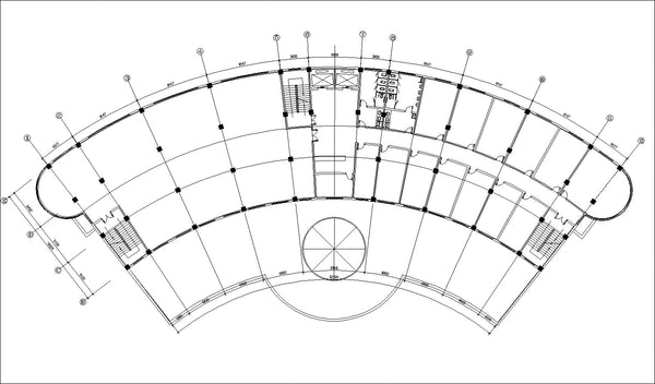 Office Building Cad Drawings Cad Design
