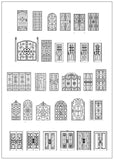 Ornamental Door & Window Bundle