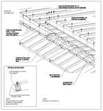 Roof Details V2 - CAD Design | Download CAD Drawings | AutoCAD Blocks | AutoCAD Symbols | CAD Drawings | Architecture Details│Landscape Details | See more about AutoCAD, Cad Drawing and Architecture Details