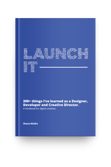 LAUNCH IT - Hardcover Pre-Order
