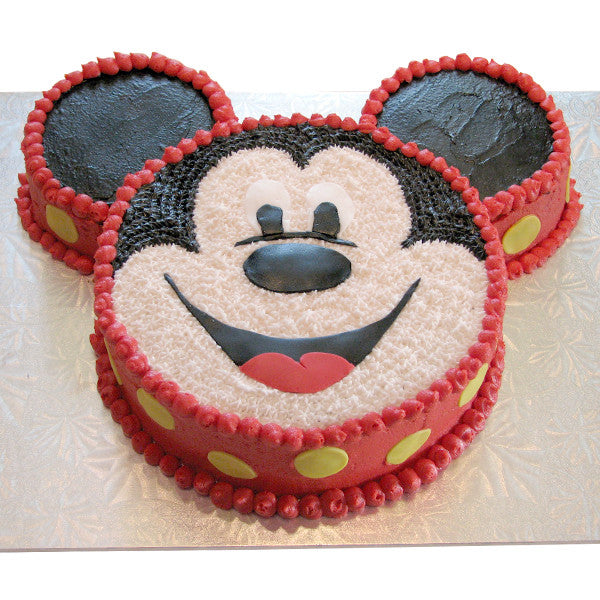 3KG MICKEY MOUSE CAKE