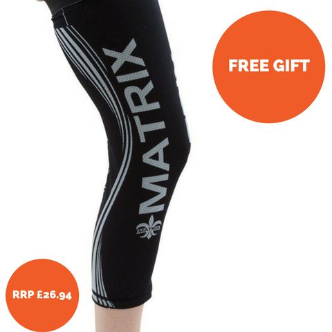 Matrix Pro Sports Knee Brace Free Gift
