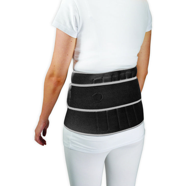 KARE K-SPORT BACK BRACE WITH STAYS KS/BBS