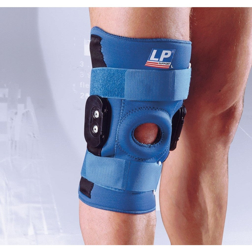 LP Support Polycentric Rehab 710A Knee Stabiliser