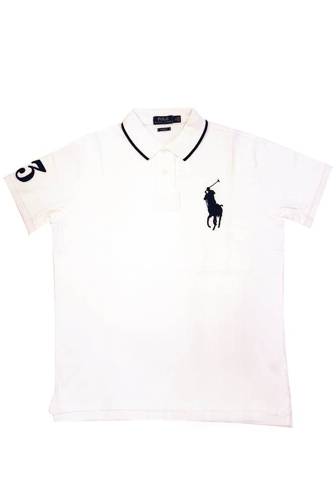 e64801ce2 Polo Ralph Lauren Classic-Fit Big Pony Short-Sleeve Polo Shirt ...
