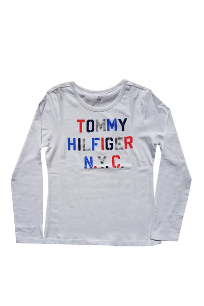 52747caf Tommy Hilfiger Girl's Top – PickyShopping