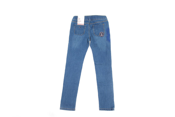 831346e2 Tommy Hilfiger Little Girl's Colored Stitch Straight Jeans – PickyShopping