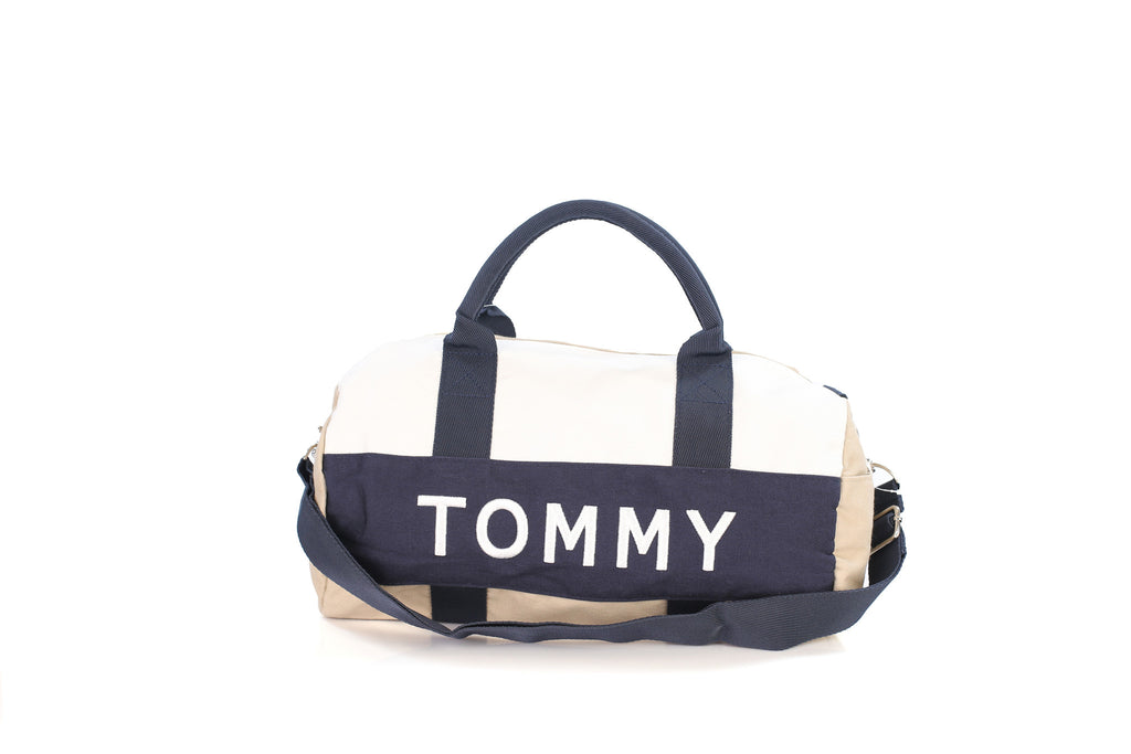 Tommy Hilfiger Mini Duffel Bag Unisex Men Women Children Duffle Gym