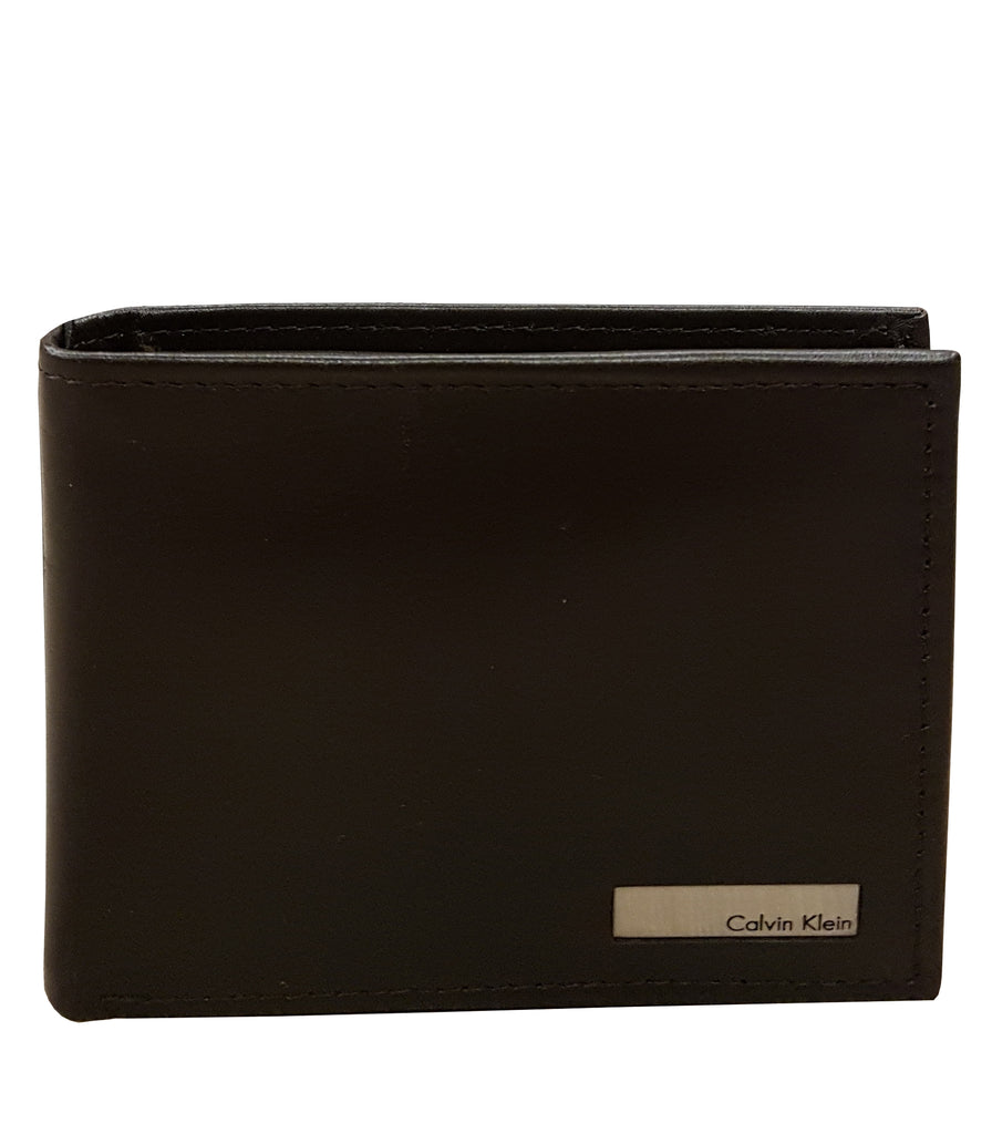 9215acc89f331 Calvin Klein Men Black Billfold – PickyShopping