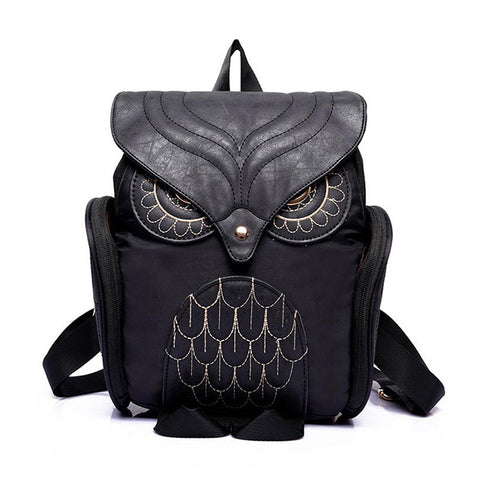 Owl Backpack - The Hoot House