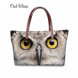 Large Tote Purses in 27 Amazing Animal Choices - The Hoot House
