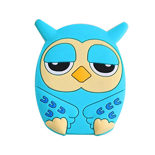 Owl Magnets in 2 Colors - The Hoot House