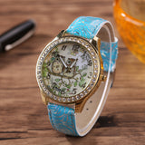 Vintage Style Owl Duo Watch - The Hoot House